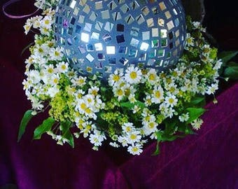 Mirror Mosaic Ball