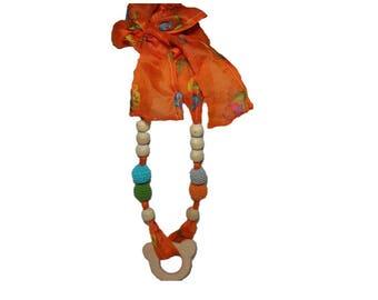 Breastfeeding Necklace Nursing Necklace
