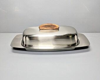 Vintage Butter Dish