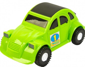 Toy car auto-bug Citroen - Gift for Children, Kids, Teens, Boys - Unique Handmade Design