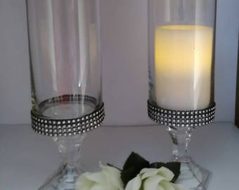 Chandilier Candle Holder