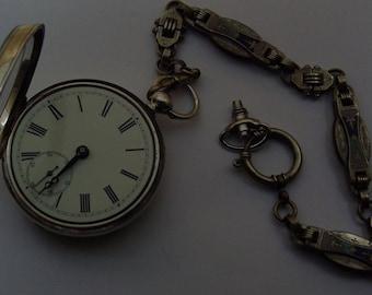 Antiques Waltham mass usa vintage men's Mechanical watch