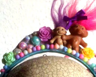 Troll doll bliss headband