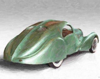 Bugatti 1935