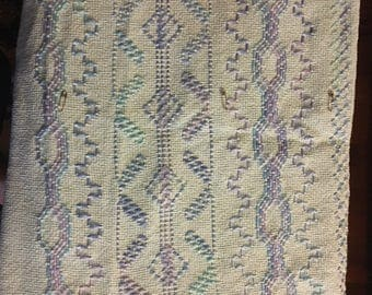 Swedish Weave Throws - made to order!