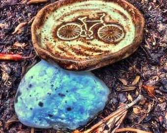 Bike Olive Oil Dish