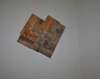 Geometric/Rustic Wall Art