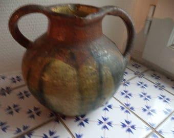 Old pottery/folk art FRANCE/french Vintage Potery.