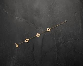 Handmade Jewellery, Gold Plated Bracelet, Gold Plated Jewelry, Artistic Jewellery, Personalized jewelry, Fine craftsmanship, SOLUNA
