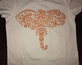 Custom Elephant Shirt