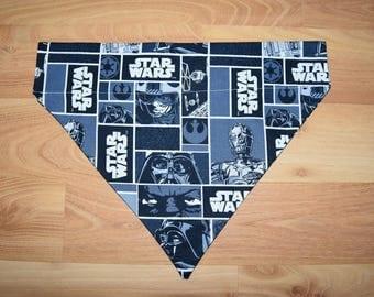 Star Wars Dog Bandana - Size LARGE