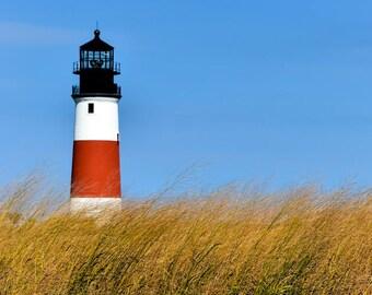 Sankaty Lighthouse, Nantucket, MA