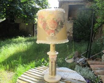 """Lamp vintage """"House rue de seine"""""""