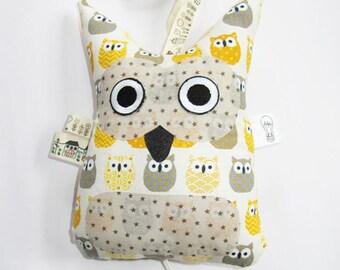 OWL music box baby mobile
