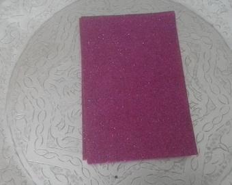 foam sheet creative fushia