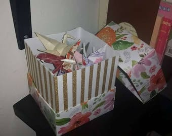 Beautiful Origami Gift Box