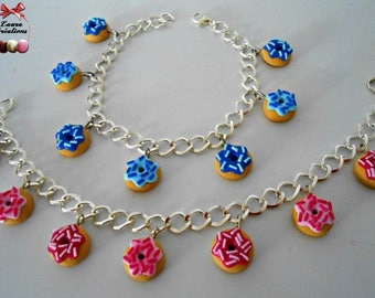 Bracelet small donuts