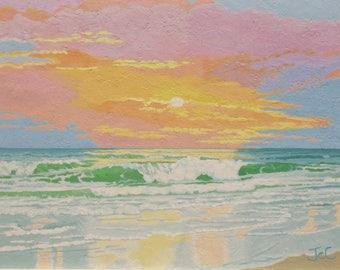Ocracoke Island Sunrise
