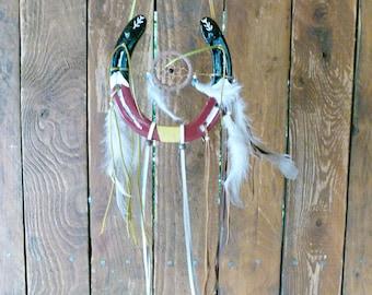 Native American dream catcher mandela