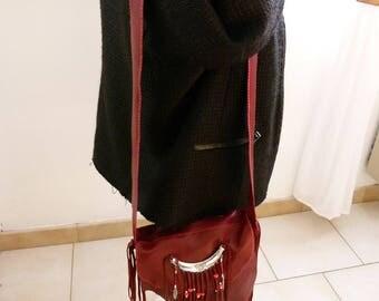 Native American style shoulder bag