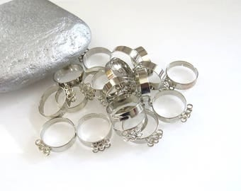 set of 19 supports ring ring