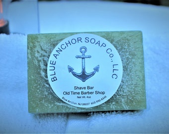Old Time Barbershop Men's Shave Bar