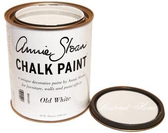 Chalk Paint by Annie Sloan - Old White Quart