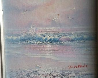 Oceanscape by P Robbins
