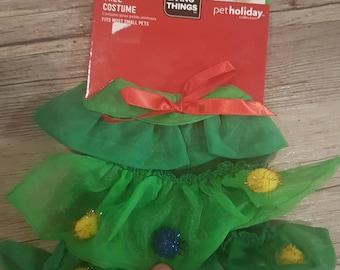 Small pet tree costume