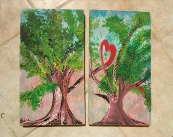 Tree and love