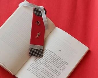 Original bookmark your passion Red