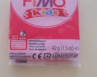 Fimo red kids
