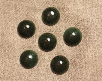 Jade Nephrite - round 15mm 4558550030962 Canada - gemstone cabochon
