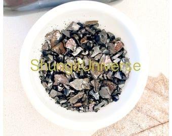 Elite shungite stones for making Fullerene water,EMF protection,chakra balancing,reiki practice,stone for filter