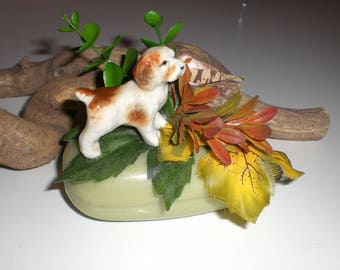 Dog decorative SOAP and 223 plants
