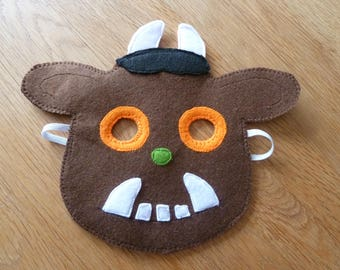 Childrens Gruffallo mask