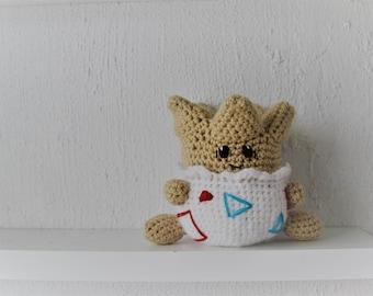 Crochet TOGEPI Pokemon Amigurumi