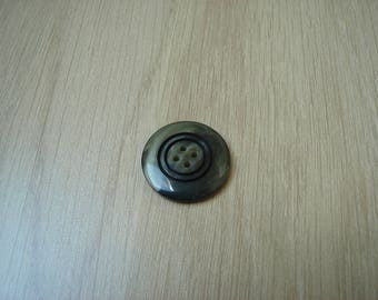 buttons round shade Green