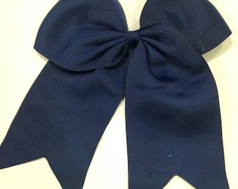 applique bow with elastic 19 x 16 cm
