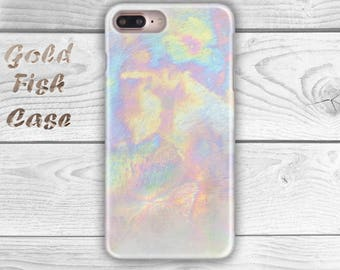 Opal Iphone 7 Case Opal Iphone 7 Plus Case Marble Iphone 7 Case 6S Case Opal Iphone 6S Plus Case Pink Opal Iphone 6 Case Marble Stone s039
