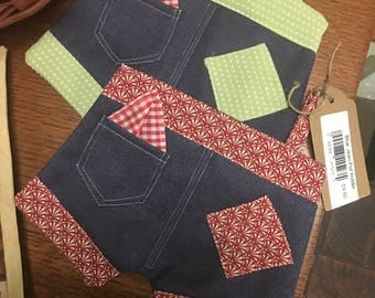 Amish Made Pot Holders