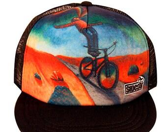ARTISTIC TRUCKER HAT