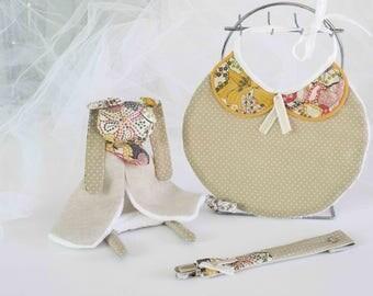 Baby girl liberty floral Kit
