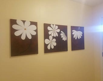 Made for You - 3 Panel Wall Decor