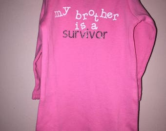 SURVIVOR Kids Shirts and onesies