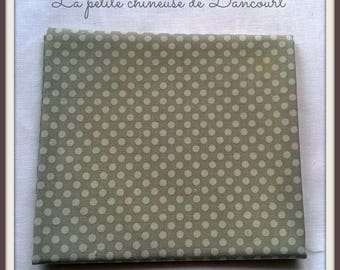 Tilda Winnie grey fabric coupon