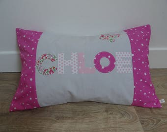 Personalized pillow Chloe