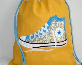 """CONVERSE"" booties/shoes bag"