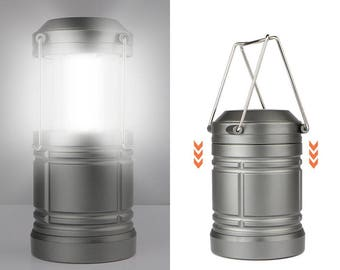 600 Lumens collapsible latern