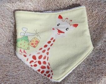 Anti-bavouille Sophie (3) baby scarf